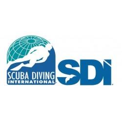 Formation SDI Open Water Scuba Instructeur owsi